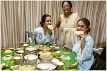 Malaika Arora Reunites with Family After 5 Months on Onam, Shares Pic of Lavish Sadya Spread