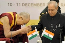 Photos of Former President Pranab Mukherjee With Influential Political Leaders