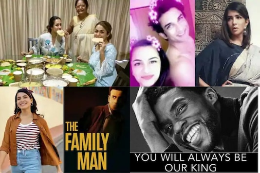 Malaika Arora Reunites With Family on Onam, Sushant's Niece Slams Lakshmi Manchu