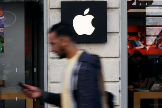 Apple tops Saudi Aramco as most valuable publicly listed co