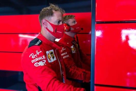 British GP weekend 'can't get much worse', says Vettel