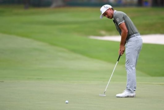 Golf - Todd hangs on to lead headed into final round in Memphis