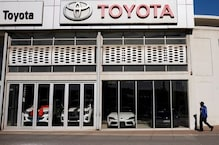 Toyota ekes out weakest first quarter profit in 9 years as pandemic halves car sales