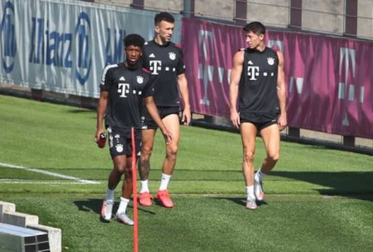 Bayern Munich's Kingsley Coman Out of Champions League Match Against Chelsea