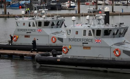 UK minister says France must tackle Channel migrant crossings
