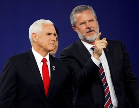 Jerry Falwell Jr. takes indefinite leave from Liberty University post