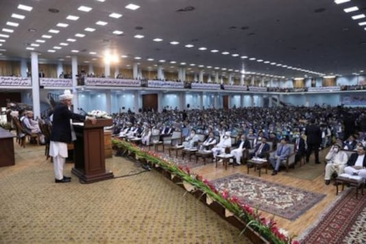 Afghan assembly approves release of 400 'hard-core' Taliban prisoners - resolution