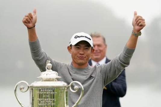 Golf: Chilled Casey can only tip his hat to Morikawa
