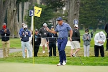 DeChambeau muscles way into tie for fourth at PGA Championship
