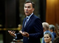 Canadian finance minister's job appears unsure, markets fret over distraction