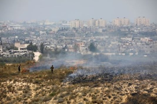 Israel halts fuel shipments to Gaza over fire balloon launches
