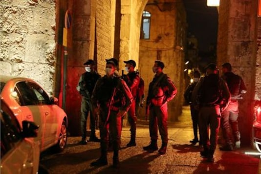 Man stabs Israeli cop, is shot dead in Jerusalem's Old City - police