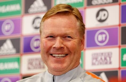 Koeman to quit Netherlands for Barcelona - Dutch media