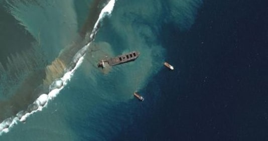 Japan's Nagashiki Apologises, Says it Supports Crew after Arrests in Mauritius Oil Spill