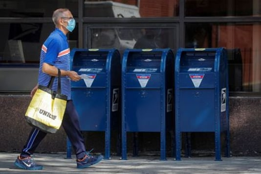 U.S. House Takes On Postal Reforms Seen As Threat To Mail-in Ballots