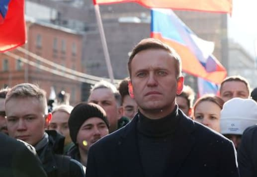 Kremlin Says Does Not Want Navalny Illness To Damage Ties With West