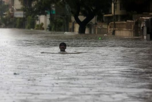 Floods Kill 23 In Pakistan Financial Hub Amid House Collapses, Power Cuts