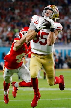 George Kittle signs $75M, 5-year extension with 49ers