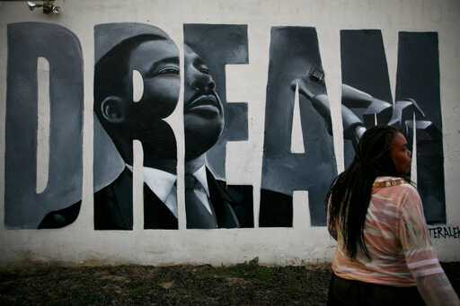 AP PHOTOS: Watts section of LA sees change, faces challenges