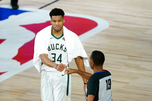 Giannis Bucks Move Within 1 Game Of Closing Out Magic