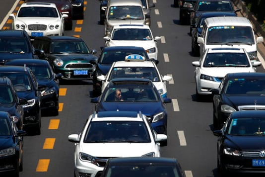 China auto sales rise in July, as market regains momentum