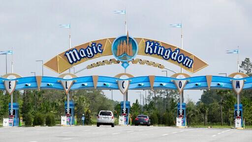 Disney 3Q revenue drops 42 percent, missing expectations