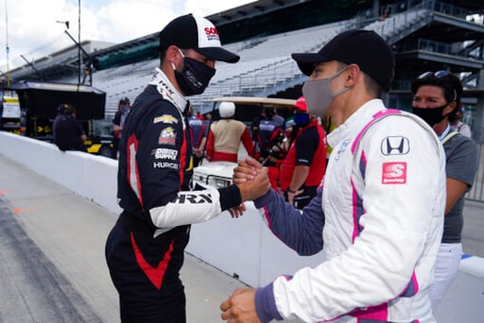 Chevy drivers hoping Honda's edge closes during Indy 500