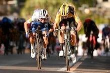 Belgian Wout Van Aert Edges Defending Champion Julian Alaphilippe to Win Milan-San Remo