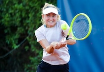 Palermo Sets Example for The Return of Tour-level Tennis