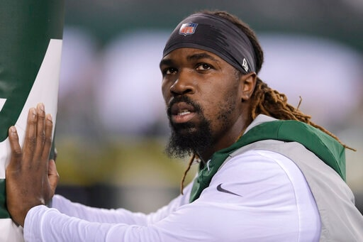 Jets' Mosley says opt-out was a very tough football decision