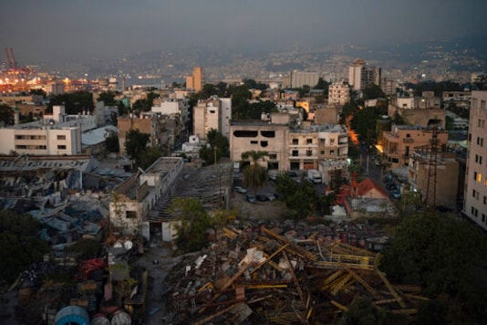UN launches $565 million appeal for Beirut victims