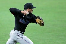Olympic skater Alvarez achieves another goal: his MLB debut
