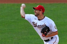 Washington Nationals Ace Max Scherzer Leaves Start vs New York Mets after Just 1 Inning