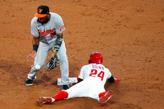 Ruiz, Sisco, Santander go deep in Orioles' win over Phillies