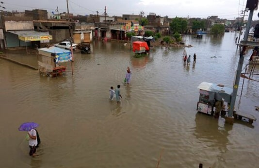 Normalcy Returning To Pakistan's Monsoon-drenched Karachi