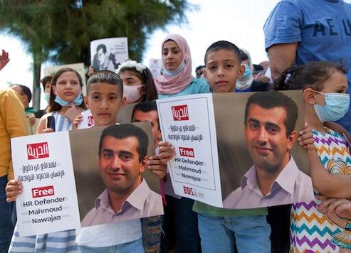 Israel frees Palestinian boycott activist from detention