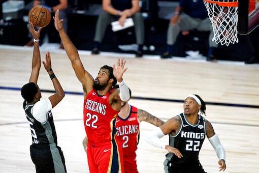 Bogdan Bogdanovic's Career-high 35 Leads Sacramento Kings Past New Orleans Pelicans 140-125