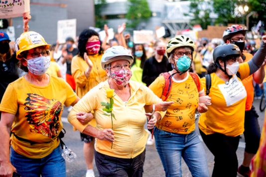 Black Portland reflects on role of white allies in movement