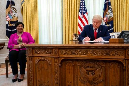 Trump Pardons Alice Johnson, Who Praised Him In RNC Speech