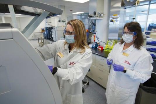 Companies test antibody drugs to treat, prevent COVID-19