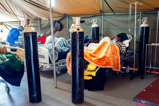 South Africa hits 500,000 confirmed cases, still not at peak