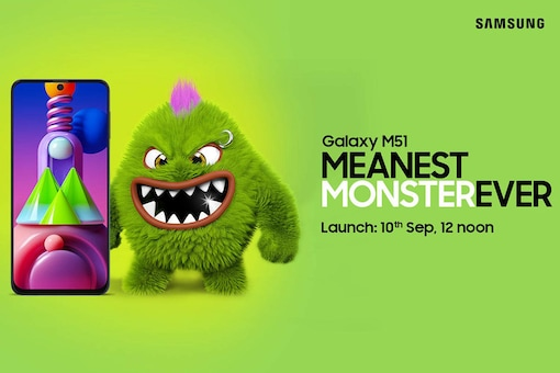 Samsung Galaxy M51 Launch Today in India at 12PM: Expected Price, Specifications and More