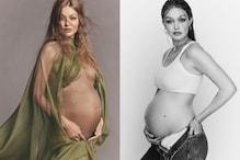 Gigi Hadid Shares New Maternity Shoot Photos, Looks Absolutely Gorgeous