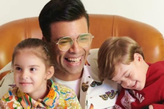 Karan Johar Announces His New Book Inspired by His Twins Yash and Roohi