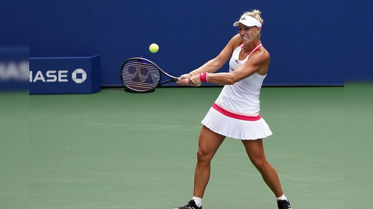 Kerber sexy The sexy