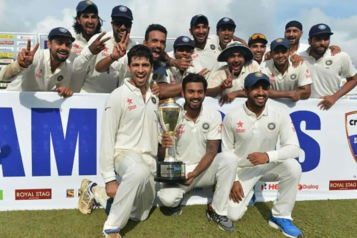 September 1 2015: Virat Kohli-led India Seal Comeback Test Series Win in Sri Lanka
