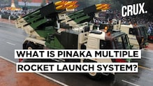 India's Defence Ministry Signs Rs 2580 Crore Deal To Procure Pinaka Rocket Launchers