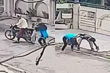 15-Year-Old Jalandhar Girl Fights Two Mobile Snatchers on Bike in This Viral Video