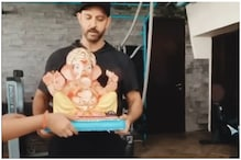 Hrithik Roshan Gives a Glimpse of His Family's Ganpati Visarjan Celebrations with Suzanne Khan and Others