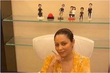 Shah Rukh's Figurines Adorn Gauri Khan's Office Space